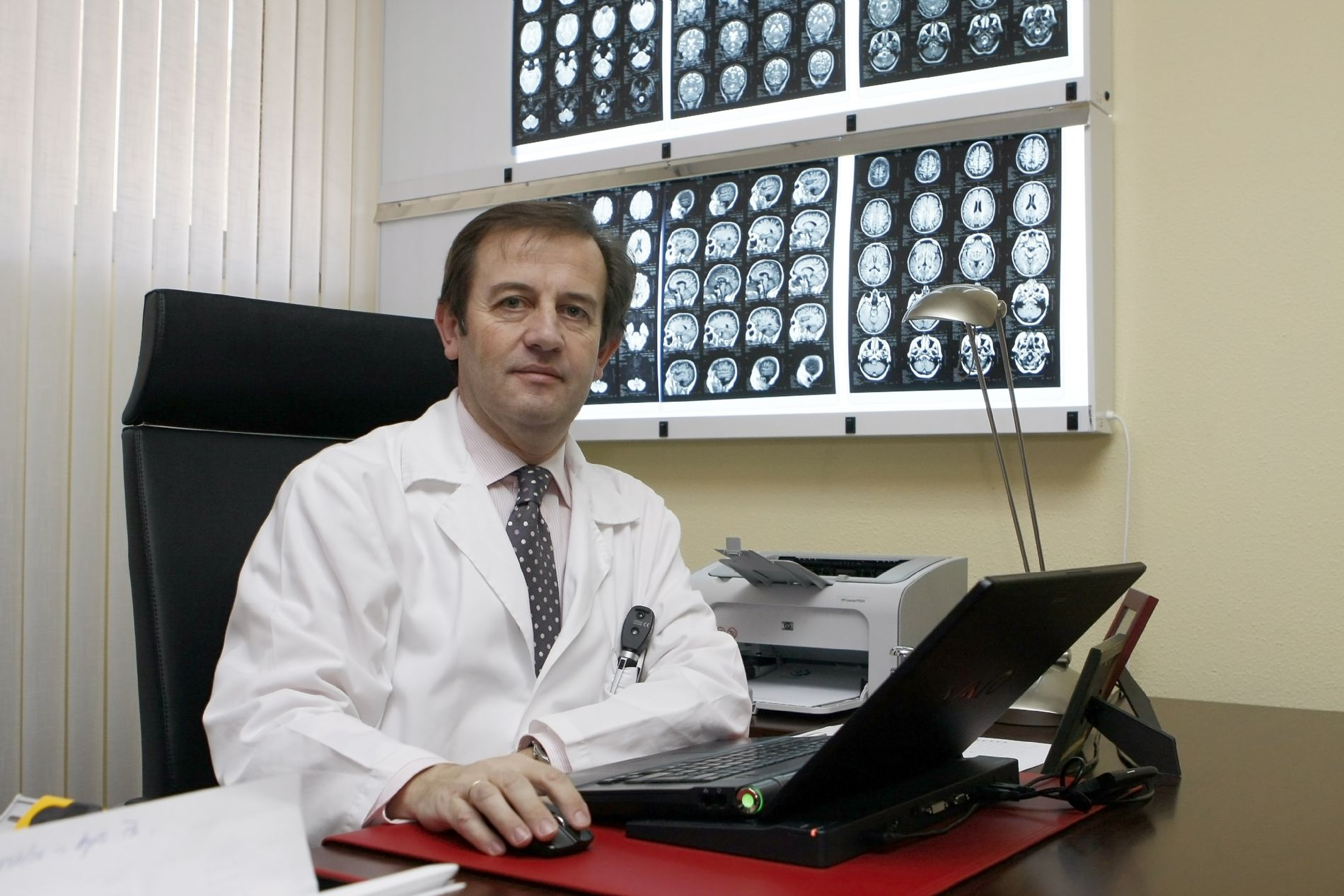 Doctor Valentín Mateos Marcos